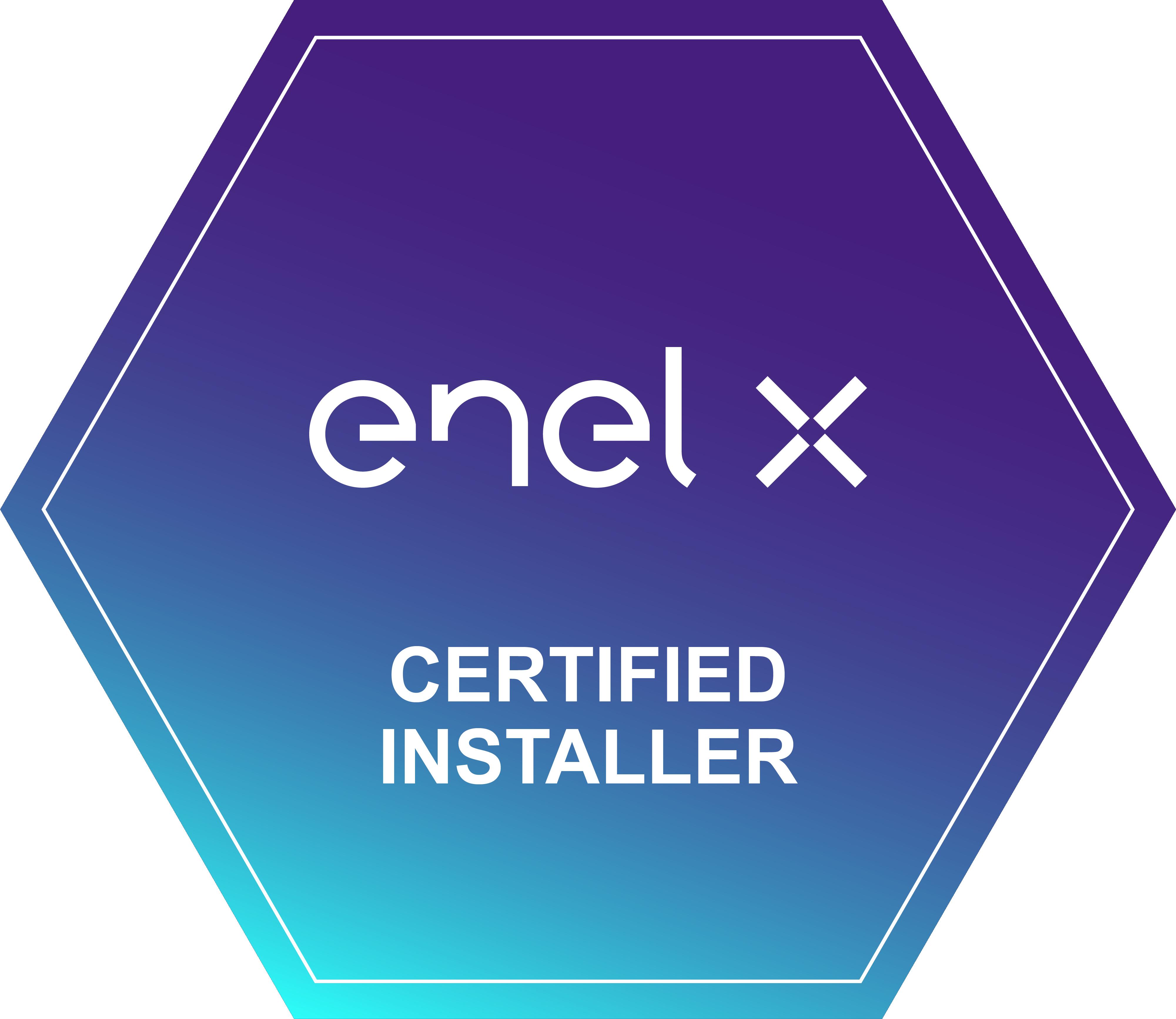 ENELX Certified